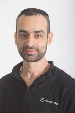אלי בן מרדכי מרצדס